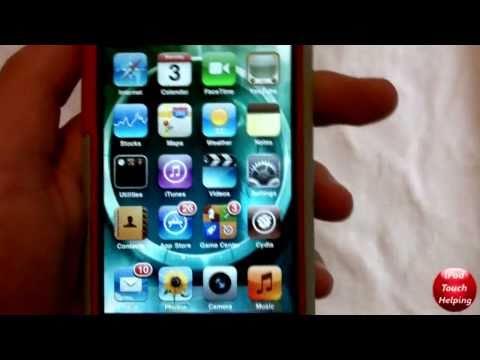 Move Lockscreen To Unlock Tweak for iPhone, iPod Touch & iPad