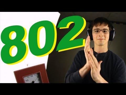 世界上最快拍手的人,一分鐘802次!