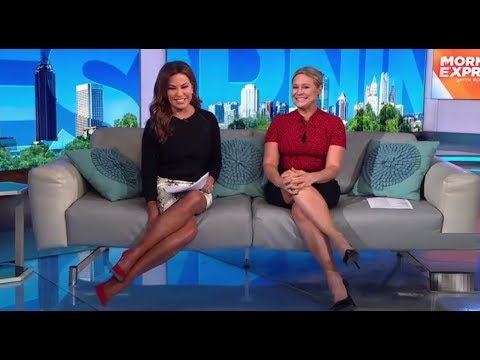 Robin Meade and Jennifer Westhoven 10/15/19