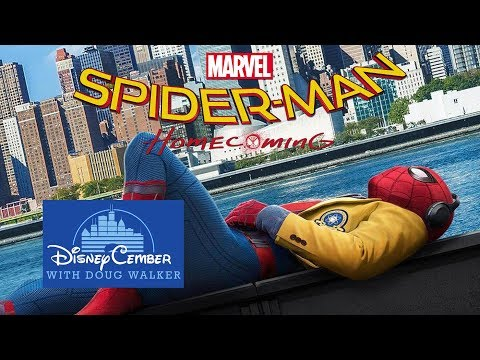 Spider-Man: Homecoming - Disneycember