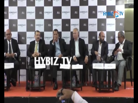 CREDAI-JLL India Progressive Success Meet-Chennai