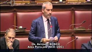 Intervento On.Bosco su difesa Made in Italy alimentare contro italian sounding anche fuori Ue