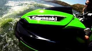 10. 2014 Kawasaki Jet Ski Ultra 310 Series The Most Powerful Jet Ski Watercraft Ever