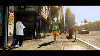 Official/Officiel Trailer Grand Theft Auto 5