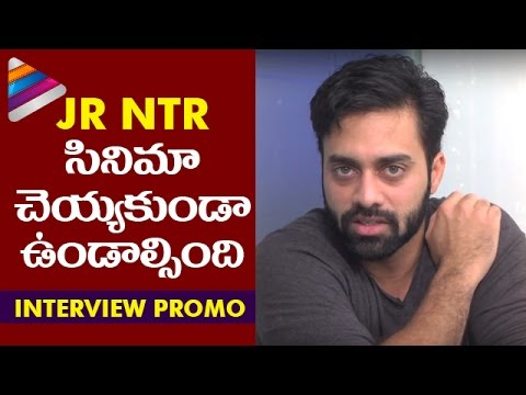Navdeep Shocking Comments on Jr NTR's Movie