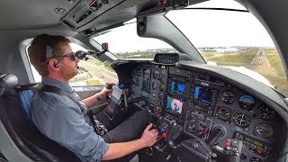 Video The Tampa Transition!   Single Pilot IFR Flight in Busy Airspace MP3, 3GP, MP4, WEBM, AVI, FLV Juli 2019