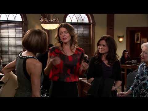 Law & Elka | Hot in Cleveland S02 E10 | Hunnyhaha