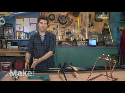 Make: television - Whats it like to have a five-foot long throwing arm? Just watch as John Park builds a portable trebuchet that can fling water balloons fifty yards. Unlike Me...