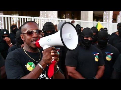 Στους δρόμους οι κάτοικοι στην Γαλλική Γουιάνα