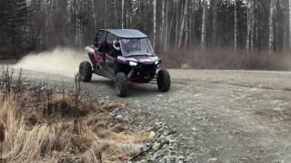 8. 2017 Polaris Rzr Xp 1000 4 Seater Sliding