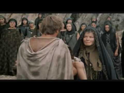 Las troyanas - película histórica 1971 completa en español