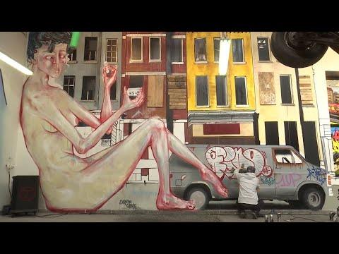 """Graffiti u.a. Streetart: """"Wandelism"""" - die schnells ..."""
