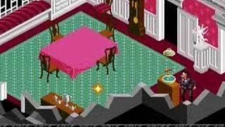 Funny Video Games - Sega Genesis - The Haunting