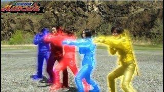 Video 【MAD】Ninpuu Sentai Hurricaneger 10 Years After MP3, 3GP, MP4, WEBM, AVI, FLV November 2018