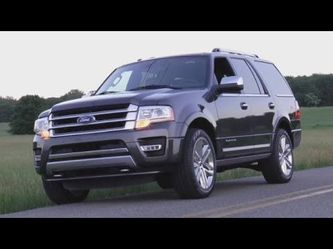 2015 Ford Expedition Platinum Video Review