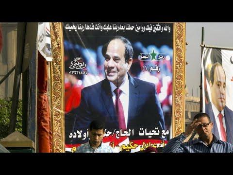 Drei Tage lang: Präsidentenwahl in Ägypten beginnt