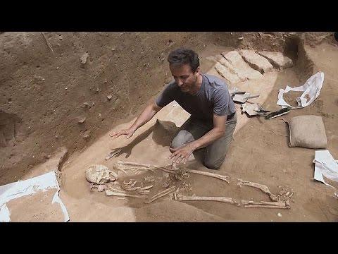 Ασκελόν: Ανασκαφή αποκαλύπτει τα ταφικά έθιμα των Φιλισταίων – science
