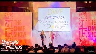 Friday Shows Artists Line Up   DWF 2015 Singapore