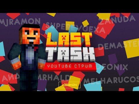 РАМОН И LAST TASK - Цикл Youtube стримов Minecraft