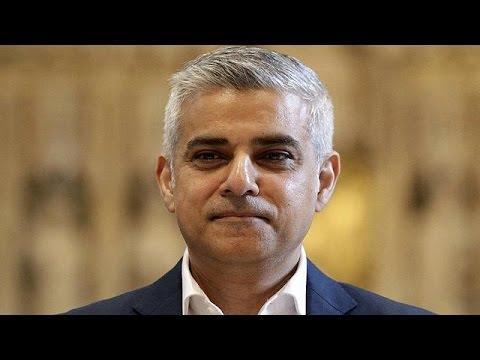 Λονδίνο: Ορκίστηκε ο νέος δήμαρχος Λονδίνου
