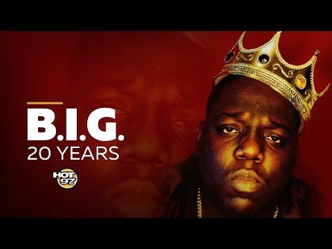 B.I.G. 20 YEARS @Hot97