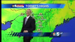 Sun returns and temperatures rise WednesdaySubscribe to WPTZ on YouTube now for more: http://bit.ly/1e9vG0jGet more Burlington/Plattsburgh news: http://wptz.comLike us: http://facebook.com/5WPTZFollow us: http://twitter.com/WPTZGoogle+: https://plus.google.com/+WPTZ
