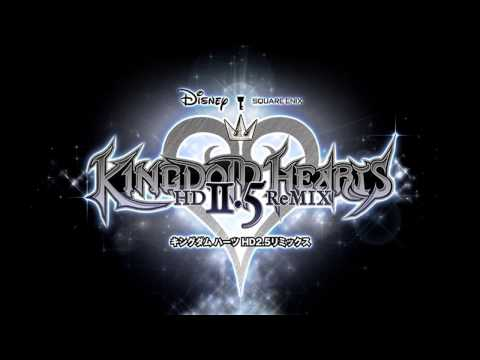 Happy Holidays! ~ Kingdom Hearts HD 2.5 ReMIX Remastered OST