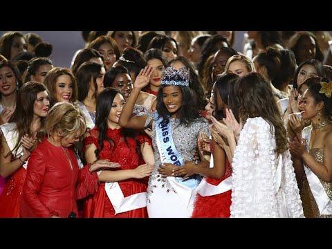Από την Τζαμάικα η νέα Μις Κόσμος