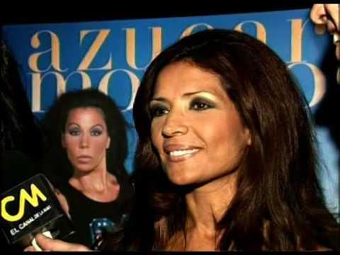 Azúcar Moreno video Entrevista Argentina - CM 2000