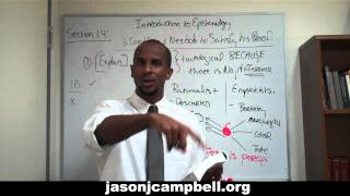 41. Epistemology Lecture Series: Section 1.4