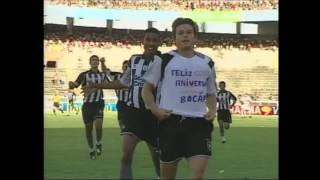 Santa Cruz 0 x 4 Botafogo - Campeonato Brasileiro 2001