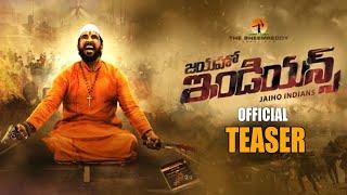 Jai Ho Indians Official Teaser   R Rajasekhar Reddy   Jai Ho Indians Movie