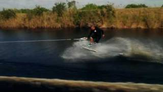 9. DO IT with Silas Thurman behind the 2010 Sea-Doo WAKE Pro 215 watercraft - 360 Shuvit Instructional