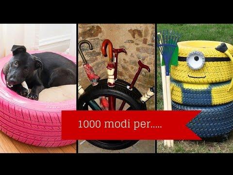 1000 modi per utilizzare un copertone!
