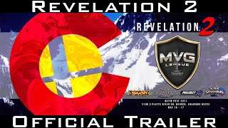 Trailer for the next MVG tournament on May 16th in Denver, Colorado.