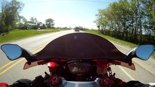 9. Ducati 1098 Test Ride with Go Pro r4