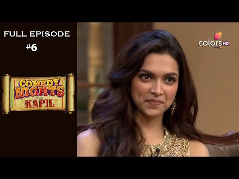 Comedy Nights with Kapil | Episode6 | Deepika, Srk & Rohit Shetty