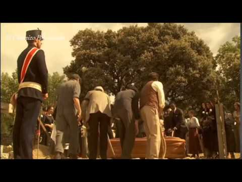 il segreto - il funerale di tristan