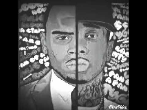 Chris Brown,Tyga:B**** ES N Marijuana ft schoolboy