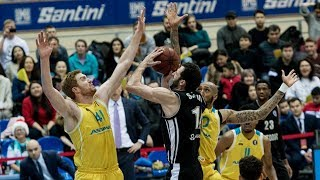 Match review VTB United league: «Astana» — «Avtodor»