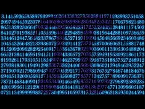 Calculating Digits of π! - Deriving an EASY Formula [ amazing pi algorithm.exe ]