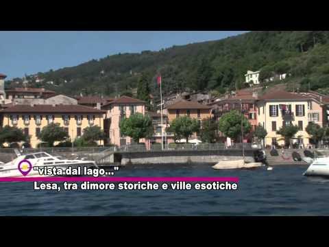 VL - Lesa, tra dimore storiche e ville esotiche