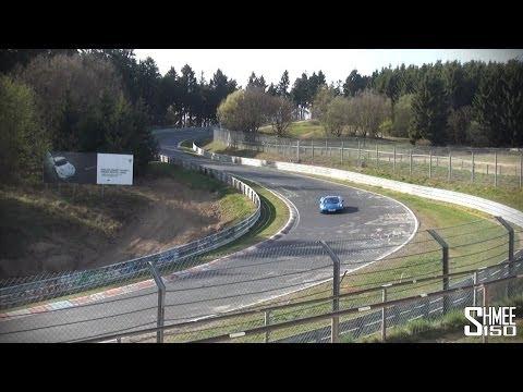 My First Nurburgring Experience with RSR Nürburg - McLaren 12C