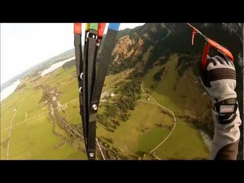 Hike and Fly am Tegelberg