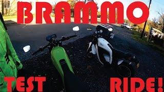 3. Brammo Enertia Electric Motorcycle Test Ride, 1080P/60 FPS