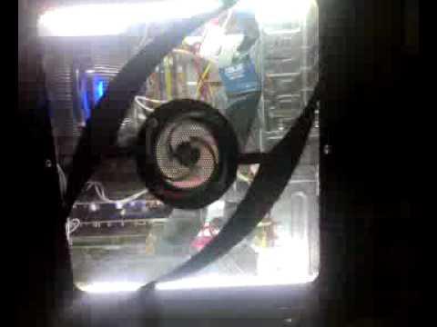 My MaXToR dancing whit computer aurora - Numb dei LinkinPark - TheDrako91