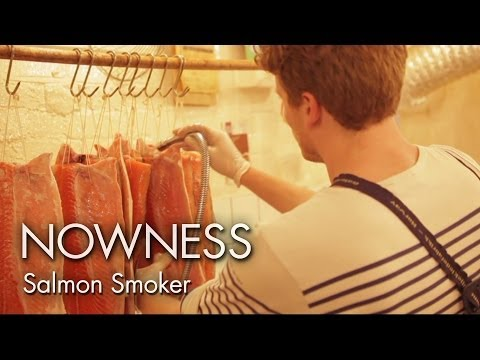 Nowness – 'I am the Salmon Smoker' – Ole Hansen