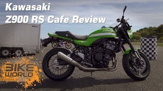 9. Kawasaki Z900 RS Cafe Video Review (With A Bit Of Drag)