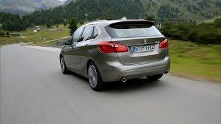 2014 BMW 225i Active Tourer - Driving