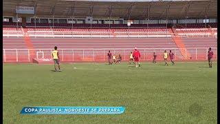 Noroeste se prepara para a Copa Paulista que começa em julho